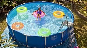 Tapis Sous Piscine : tapis de sol pour piscine ronde intex jardideco ~ Melissatoandfro.com Idées de Décoration
