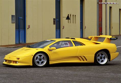 1994 Lamborghini Diablo SE30 Jota - specifications, photo ...