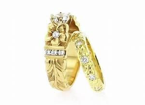 http wwwweddingringstcom wp content uploads 2013 04 With hawaiian wedding rings for women