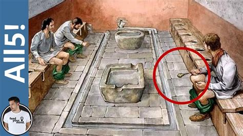 disgusting facts  ancient roman life youtube