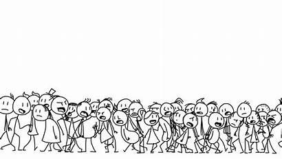 Stick Crowd Figure Figures Finnjr63 Screen Random