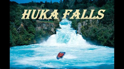 Huka Jet Boat by Huka Falls Jet Boating