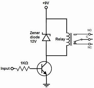 relay driver circuit using ic uln2003 and its working With photo relay circuit