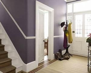 tendance couleurs de peinture pour l39automne photos With couleur de peinture pour une entree 7 peinture murs de mon entree salon cuisine