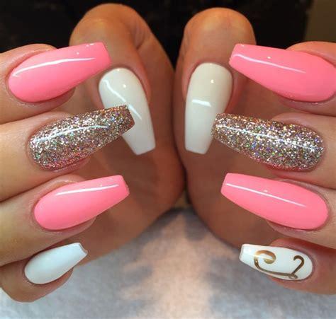 nail color ideas top 40 fresh acrylic nail ideas