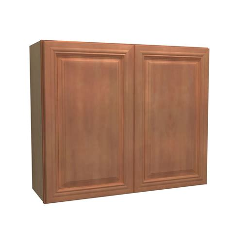 home depot unfinished kitchen wall cabinets 24x30x12 in wall cabinet in unfinished oak w2430ohd the