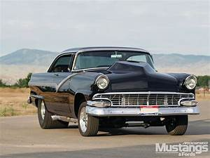 1956 Ford Fairlane Victoria - High School Obsessions - Modified Mustangs & Fords Magazine