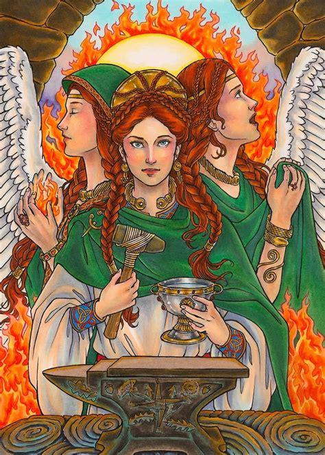 Brigid | Mythology wiki | Fandom