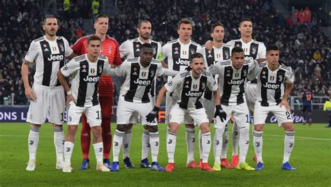Picking the Best Potential Juventus Lineup to Face Inter ...