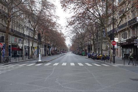 Fileempty Street, Boulevard De Sébastopol, Paris 1