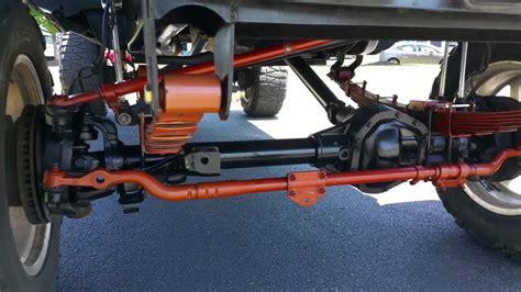 chevrolet silverado hd duramax solid axle