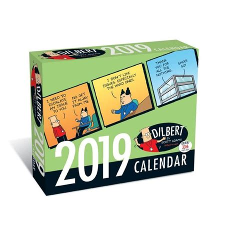 dilbert desk calendar wishlist desk calendars calendar gifts