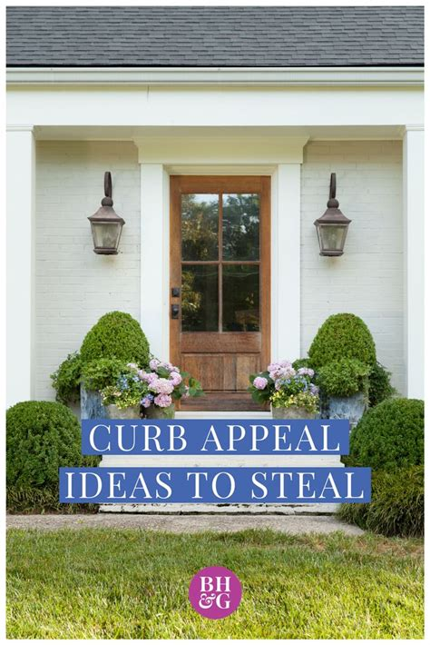 1706 Best Curb Appeal Images On Pinterest Gardening
