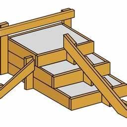 Außen Treppenstufen Beton : einschalen und betonieren einer kleinen treppe ~ Michelbontemps.com Haus und Dekorationen