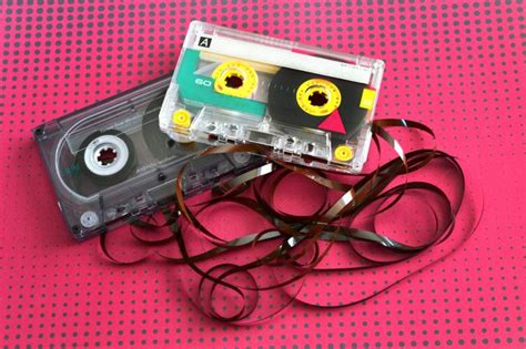 How To Dispose Of Old Cassette Tapes Hunker