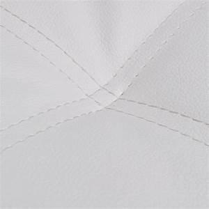 Weiße Farbe Angebot : wei e kunstleder chaiselongue mit kissen g nstig kaufen ~ Eleganceandgraceweddings.com Haus und Dekorationen