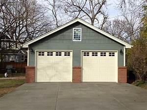 detached garages With 22x22 garage kit