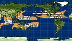 From Hurricane to Typhoon: What Happens When Tropical ...