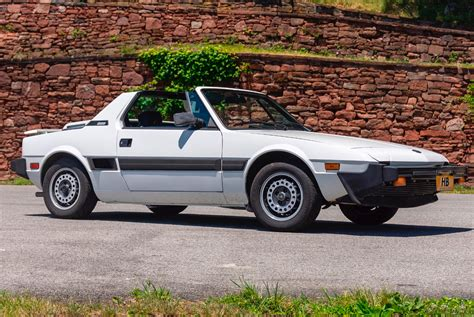Fiat X19 by Fiat X19 For Sale At Carolbly
