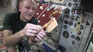 The Proper Way to Eat Peanut Butter in Space | NASA ISS ...