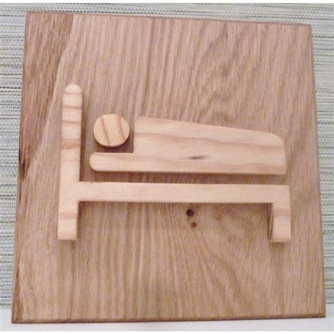 plaque de chambre cuisine gorgeous porte bois chambres porte bois chambre