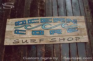 Surf Shop Sign www pixshark com - Images Galleries With