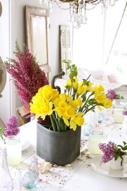 terrific flower centerpieces for dining table decorating round dining table decor spring table decorations with