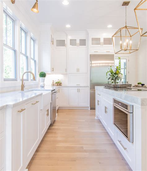 sherwin williams extra white cabinets custom home with artisan craftsmanship interiors home 331 | Extra White by Sherwin Williams Very Crisp White Kitchen Cabinet Paint Color Extra White by Sherwin Williams