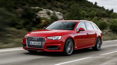 Audi A4 0 To 60 by 2016 Audi A4 Avant 3 0 Tdi Quattro Front