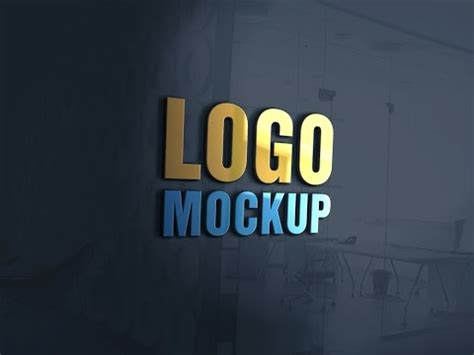 Brochures, magazines, books & banners. 15 Best Free Logo MockUp PSDs - YouTube