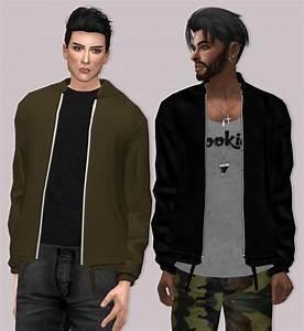 LumySims: Semller GSTAR Jacket • Sims 4 Downloads