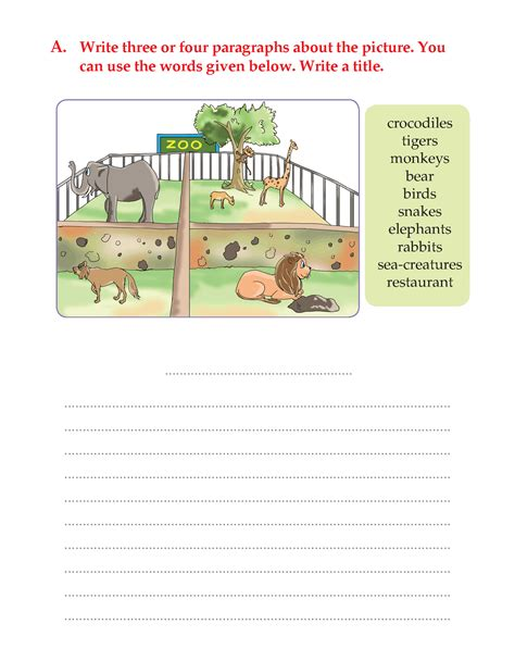 writing skill grade 3 picture composition 7