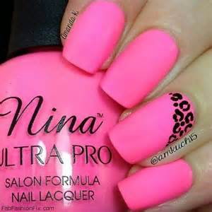 Stylish pink nail art ideas the beauty box