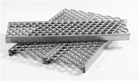 Western States Metal Decking by Perforated Grip Strut Deck Span Safety Grating Buy