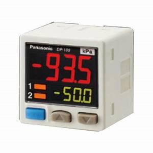 Pressure Temperature Chart Dp 101 E P Dual Display Digital Pressure Sensor For Gas