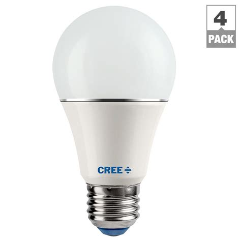 cree 60w equivalent soft white 2700k a19 dimmable led