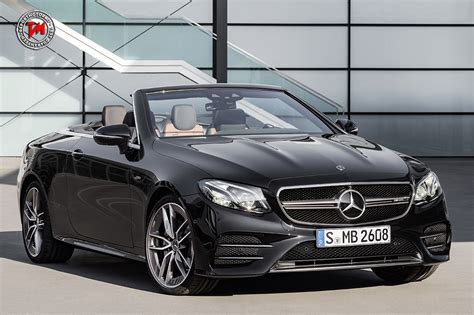 Nuove Mercedesamg E 53 4matic+ Coupé E Cabriolet