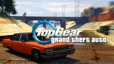 gta  top gear cheap car challenge youtube