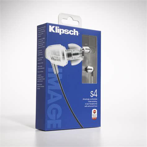 Klipsch Image S4 Image S4 In Ear Headphones Klipsch