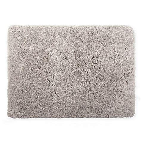wamsutta bath rugs buy wamsutta 174 ultra soft 17 inch x 24 inch bath rug in fog