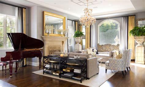 opulent ways   gold   living rooms home