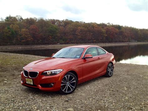 bmw  xdrive coupe scares  luxury rivals ny