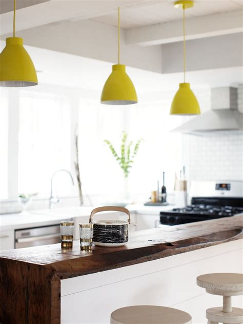 chicdeco blog lighting  kitchen  pendant lights