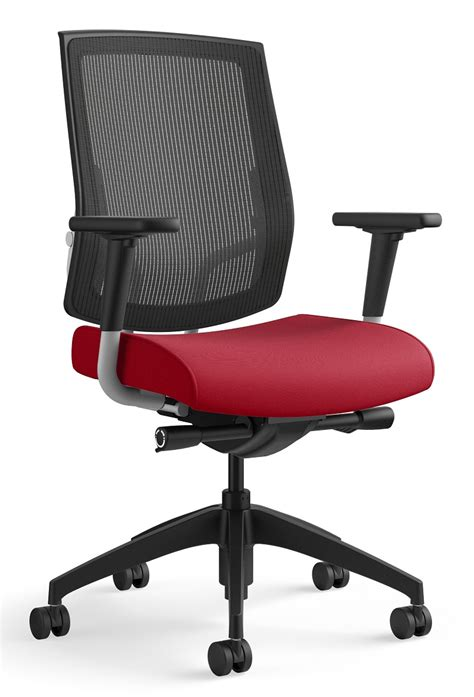 sitonit seating focus chair mesh back task chair