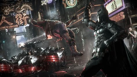 Arkham City' Batcave Dlc [video]