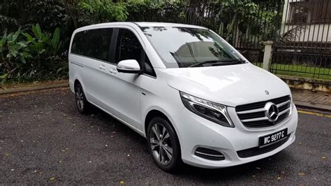 Review Mercedes V Class by 2018 Mercedes V Class In Depth Review