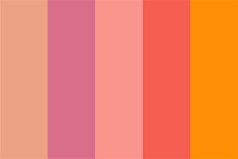 coral color coral color palette