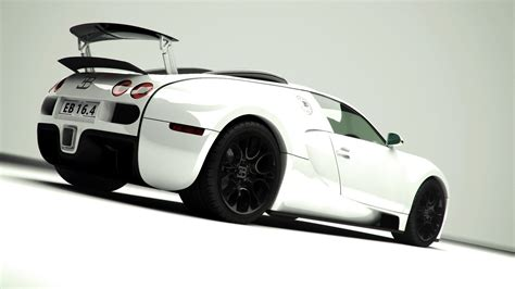 bugatti veyron wallpapers white hd desktop wallpapers