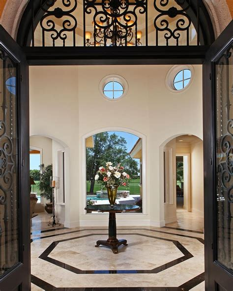 beautiful  luxurious foyer designs page