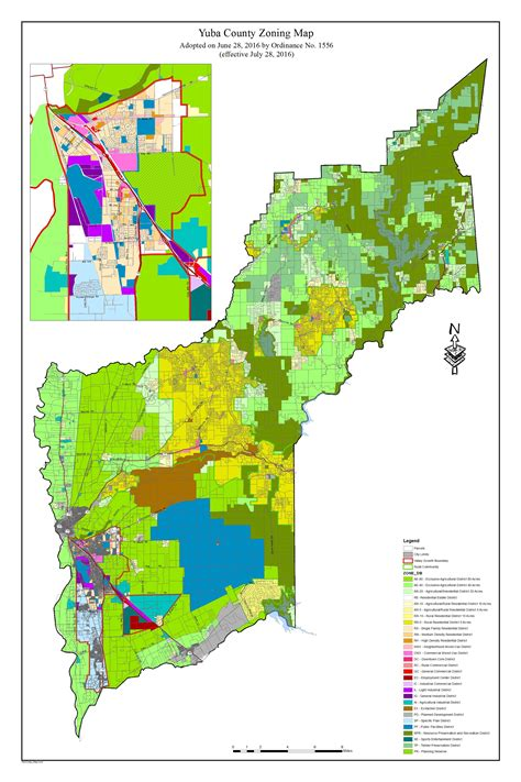 Sinking Borough Zoning Map by Development Code Land Use Map Zoning